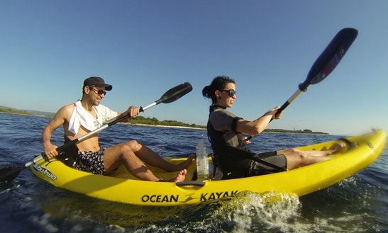 Kayak Charter In Zadar