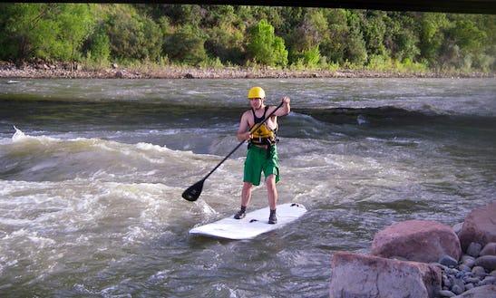 Paddleboard Rental In Edwards, Colorado