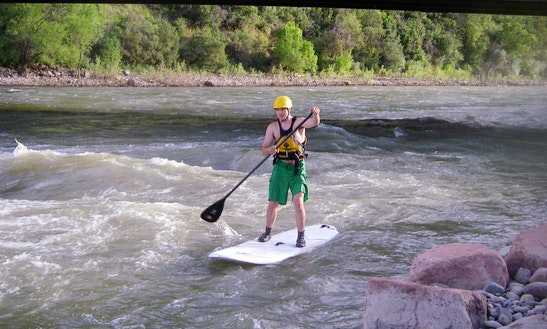 Paddleboard Rental In Edwards, Colorado