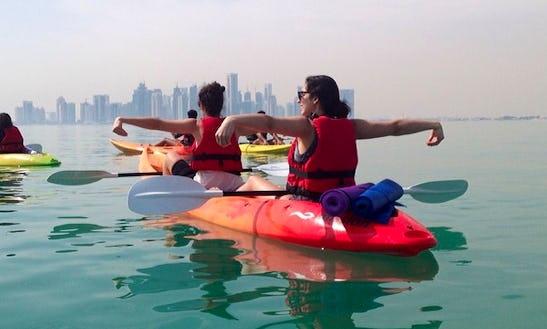 Paddleboard/kayak 8 Week Fitness Class In Doha