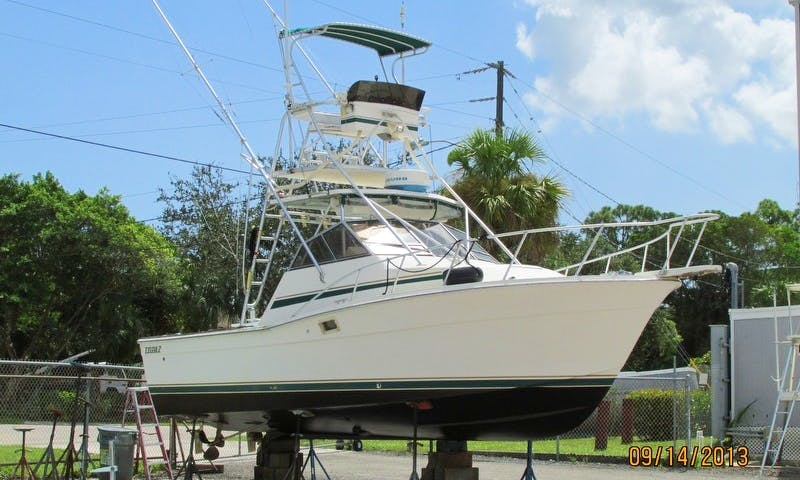 Inboard Propulsion Fishing Charter in Mexico Beach