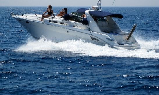 Charter 12' Speedboat In Dubrovnik