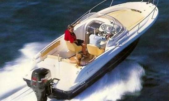 'odyssey 755 Wa' Luxury Speed Boat Rental In Komolac