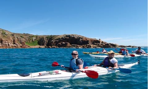 Kayaks for Hire in Abbotsford and Melbourne, Australia