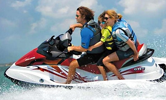 Personal Watercraft Rental In Nessebar