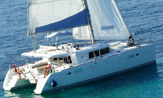 Charter Luxury Lagoon 450 In Alimos
