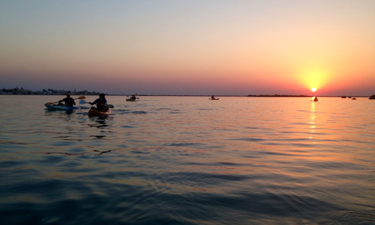 Overnight Kayak Expedition In Doha