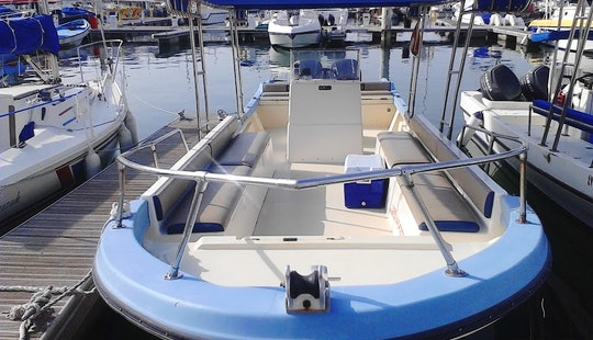30 Feet Center Console Boat Ak-3 In Oman, Muscat