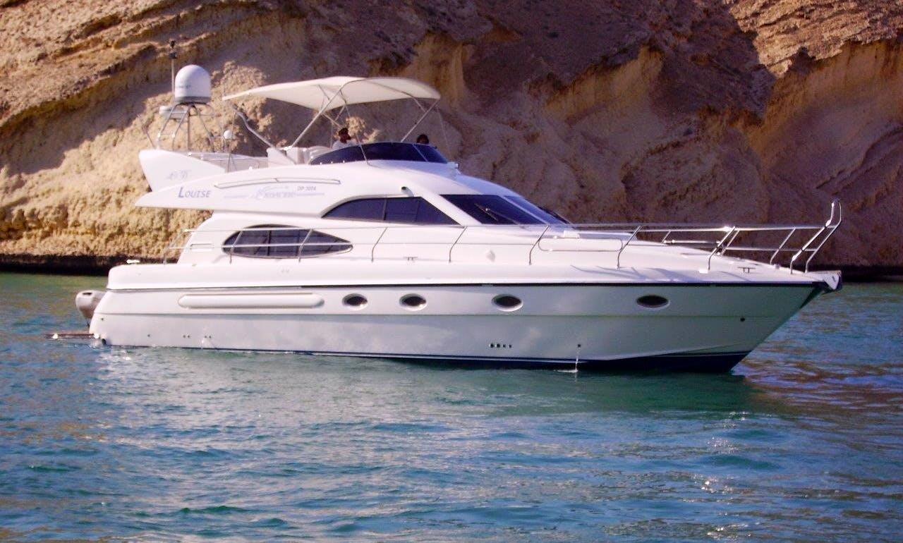 ASM-50 Power Mega Yacht in Oman, Muscat