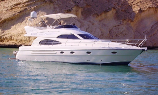 Asm-50 Power Mega Yacht In Oman, Muscat