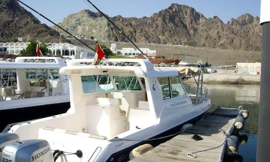 Gulf Craft 31 Cuddy Cabin In Oman, Muscat