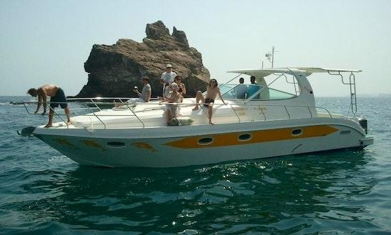 Oryx-40 Power Mega Yacht In Muscat