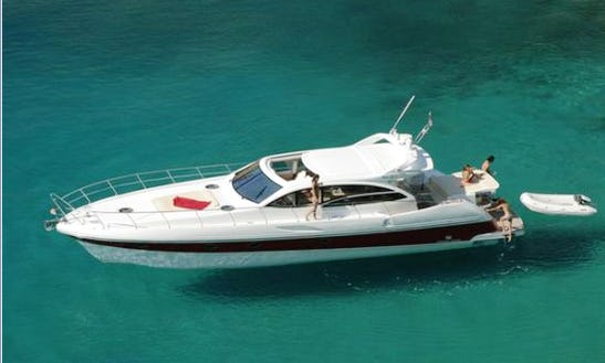 Alena 56 Motor Yacht Charter In Sicily