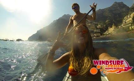 Paddleboard Rental in Amalfi