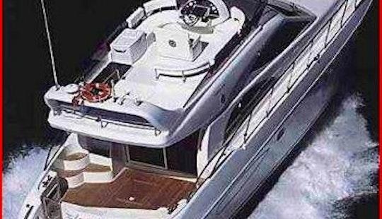 Raffaelli Compass Rose Motor Yacht Charter In Furnari, Sicily