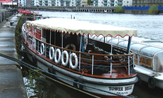 Tower Belle Passenger Boat Hire In Bristol