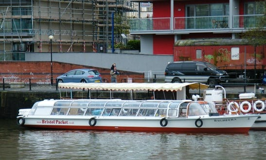 Bagheera Passenger Boat Hire In Bristol