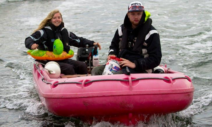 Charter Funjak 360 Motorboot in Wolphaartsdijk