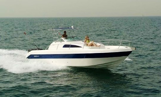 Charter Gulf Craft 34 Motor Yacht In Dubai, Uae
