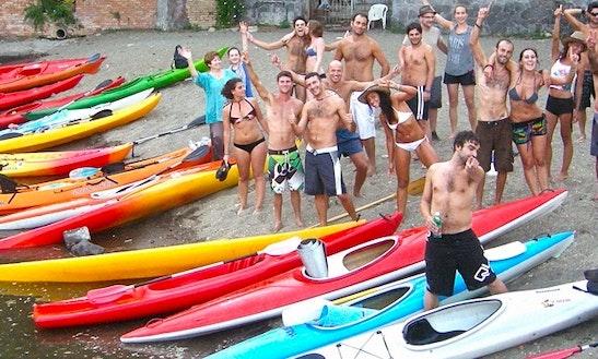 Kayak Tour In Naples