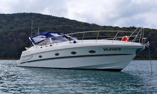 Charter Mira 40 Motor Yacht In Punta Ala