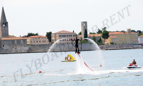 Flyboard Rental In Poreč