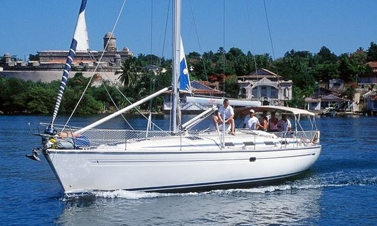 Bavaria 50 Cruiser Charter In Athens
