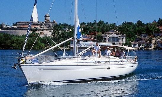 Bavaria 50 Cruiser Charter In Athens