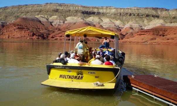 Water Taxi And Eco Tours in Cody, Wyoming
