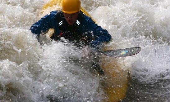Sit-on-top Kayak Rental In Edwards, Colorado
