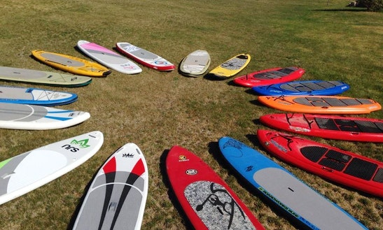 Paddle Board Rental In Edwards, Colorado