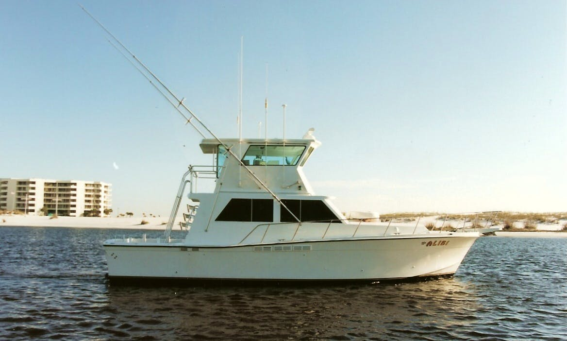 Sport Fisherman Charter in Destin