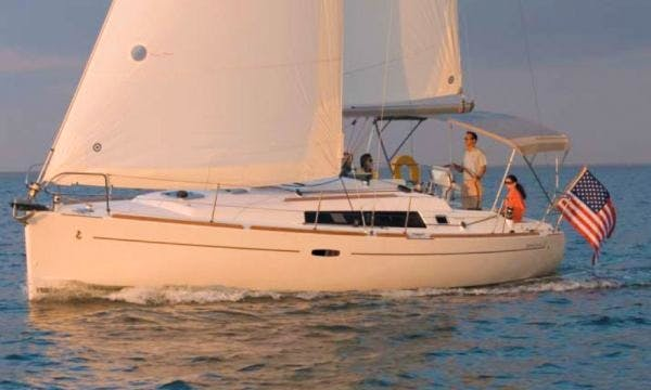Bojangles Beneteau Oceanis 37 Monohull Charter in Yalikavak, Bodrum