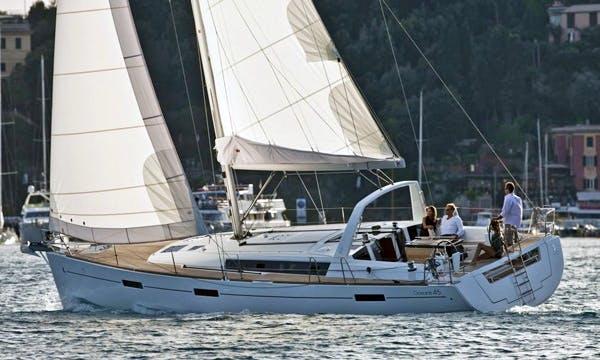Oasis Beneteau Oceanis 45 Cruising Monohull Charter in Yalikavak, Bodrum