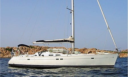 JP Carine Beneteau Oceanis 473 Cruising Monohull Charter in Yalikavak, Bodrum