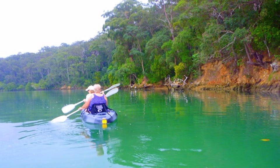 Kayak Hire in Australia, Palm Beach