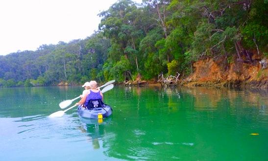 Kayak Hire In Australia, Palm Beach
