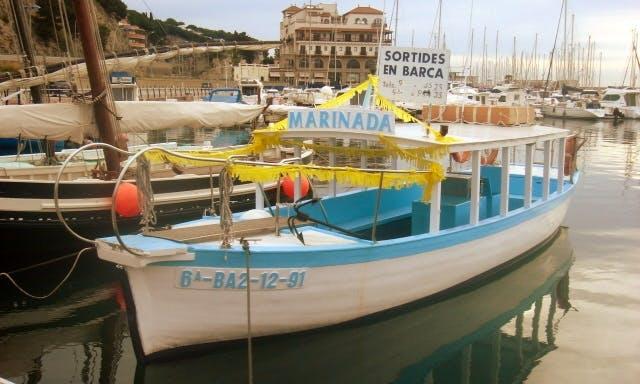 Marinada Party boat Barcelona