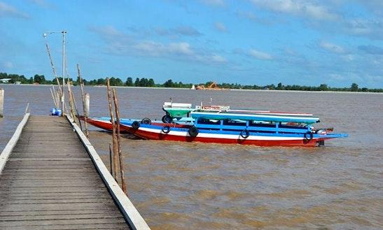 Dolphins & Beach Tour In Paramaribo, Suriname