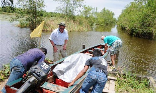 Moengo And Cottica River Trip In Suriname, Paramaribo