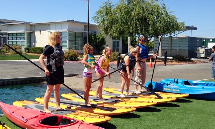 $20 per half hour Stand Up Paddle Board Rentals