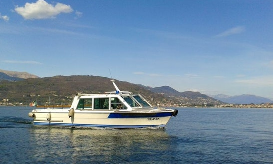 Experience Stresa, Italy On Captained Private Boat Tour