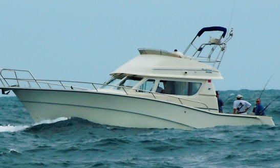 43ft Rodman Sport Fisherman Charter In Ocean Isle Beach, North Carolina