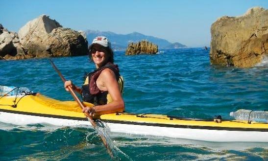 Kayak Excursions In Italy, Marciana Marina