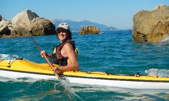 Kayak Excursions In Italy, Marciana Marina