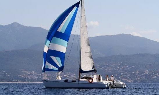 Charter 'aloha Croisières' Cruising Catamaran In Ajaccio, France