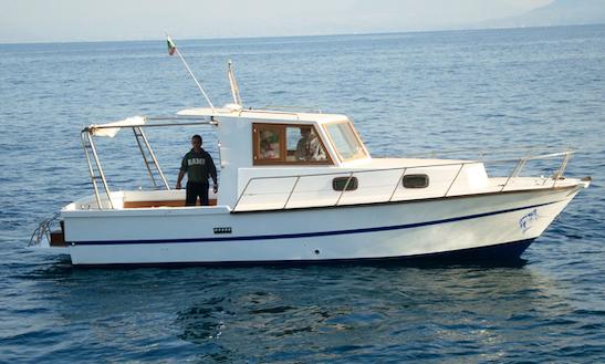 Sport Fisherman Yacht Tour To Castelluzzo, Sicily