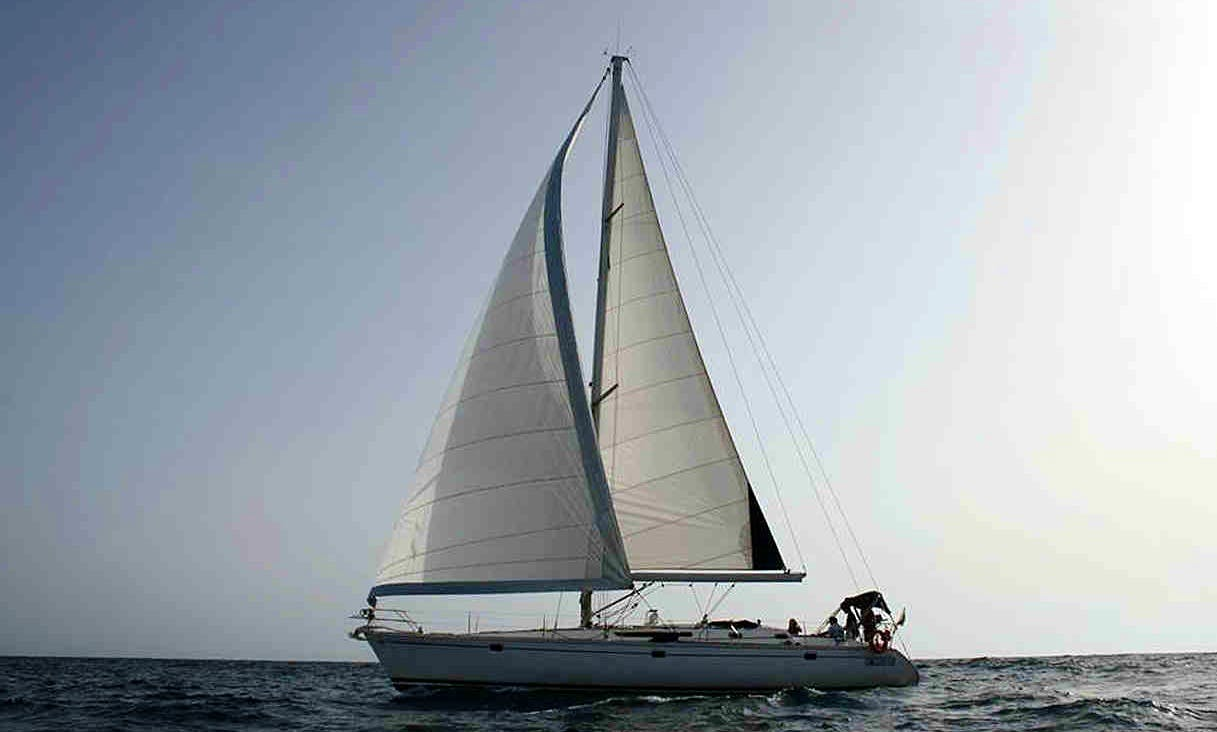 "Sailing ""Ocean"" Yacht Charter In Spain"