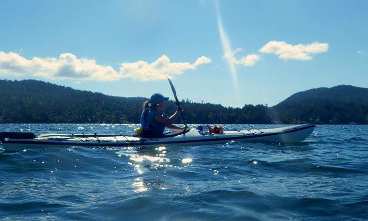 Kayak Rental in Sooke