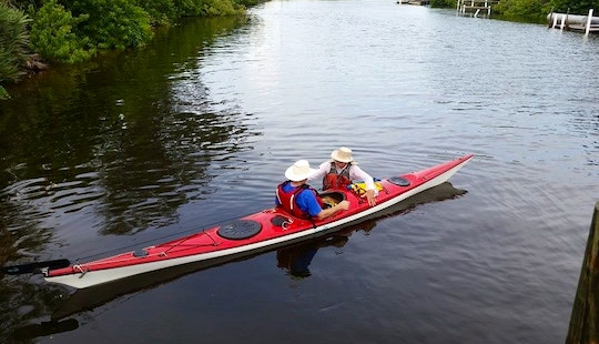 Branded Kayaks For Rent In North Palm Beach, Florida